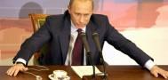 Владимир Путин входит в десятку наиболее одобряемых государственных руководителей