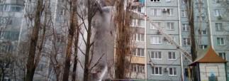 В Волгограде после взрыва обследуют весь дом