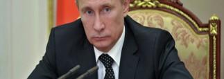 Путин: «Недруг за бугром» не повлияет на выборы в Госдуму