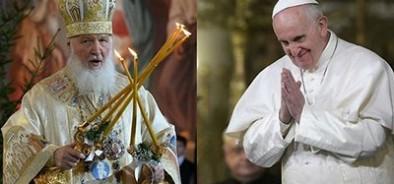 Папа Франциск и Патриарх Кирилл, встретятся сегодня в Гаване