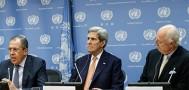 Режим прекращения огня в Сирии должен начаться в течении недели