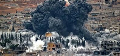 США бомбит Алеппо, а обвиняет Россию