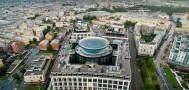 Галс интеллигентный девелопмент построит вторую часть квартала «Невская Ратуша» в Санкт-Петербурге