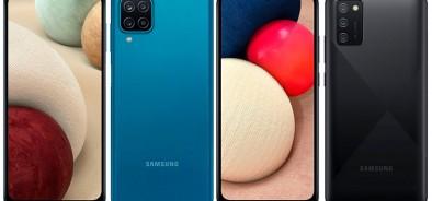 Samsung представит в России новый ультрабюджетный смартфон Galaxy A02s