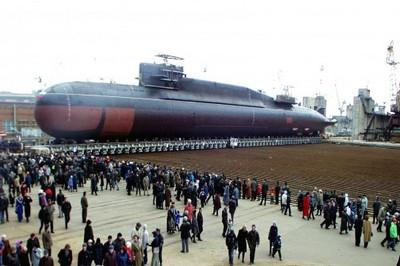 база подводных лодок под мурманском